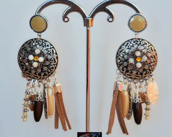 Prairie cheyenne earrings