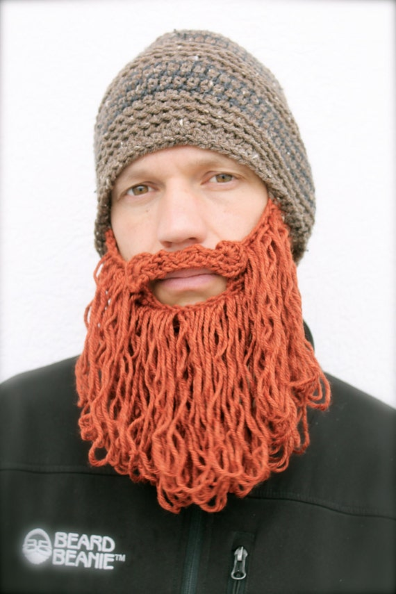 Unique Crochet Long Beard Pattern Composition Easy Scarf Knitting