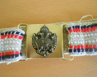 Belt Military vintage
