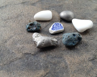 Lake Erie beach finds 7 pieces