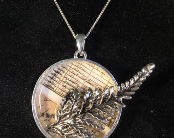 Beautiful Ancestry Necklace!!