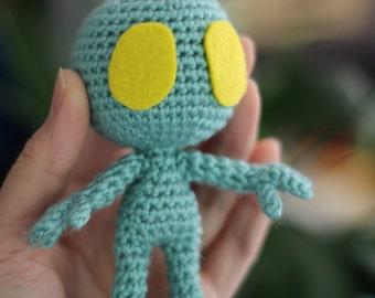 PATTERN: Amumu from League of Legends Crochet Amigurumi Doll