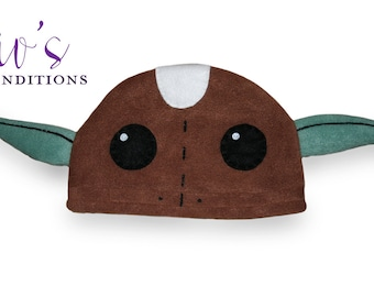 Final Fantasy XI - Goblin Hat / Fleece Hat / Winter Hat / Final Fantasy Hat / Video Game Characters
