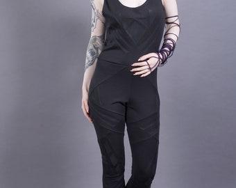 Space Jumpsuit black