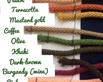 polyester rope 5mm * 500 m - Perfect for Makrame