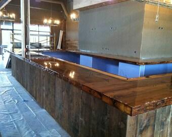 "Haut Barnwood Bar - 180' x 27"""