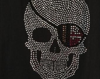 Maryland Skull Shirt/MD Eyepatch