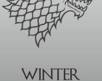 Game of thrones chart/pattern