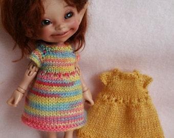 Pattern - Lovely dress for Realpuki