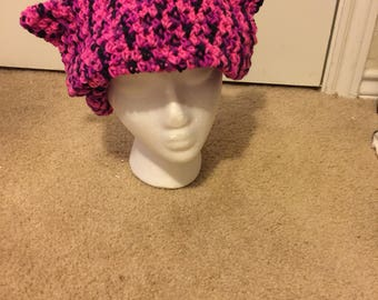Pink Panther Kitty Hat