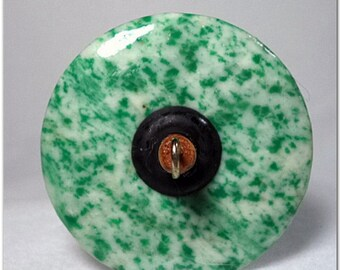 Drop Spindle - DS-069 - Ching Hai Jade