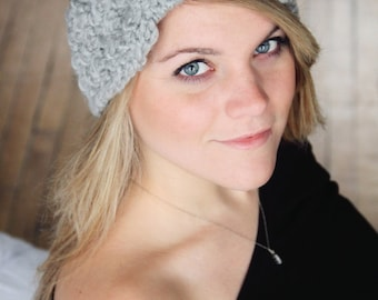 Easy CROCHET PATTERN Hat Headband Crochet Pattern Beginner The PAMELA