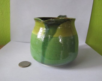 Chartreuse Pitcher
