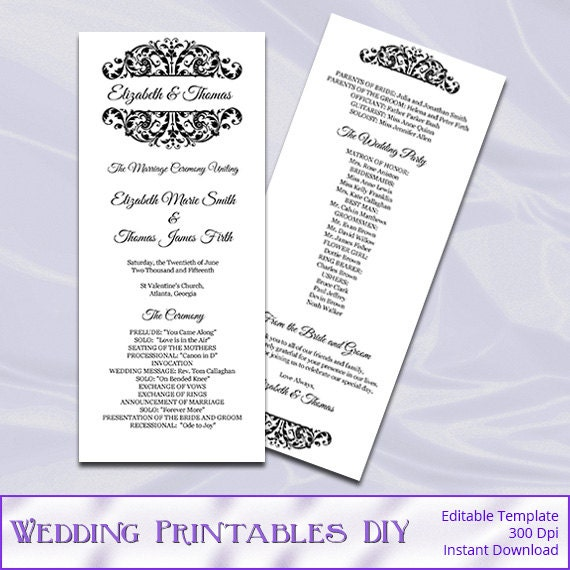 tea size wedding menu template 28 images menu wedding menu
