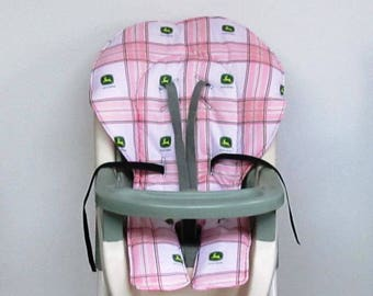 custom Graco baby accessory highchair cover, replacement baby chair pad, highchair cushion, farm supply feeding chair pad, kids chair pad