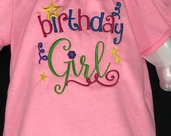 Birthday Girl tops