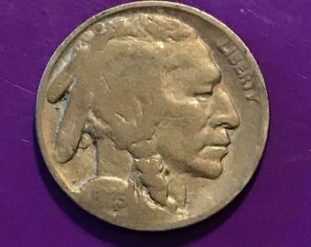 1925 P Buffalo Nickel • # 1108