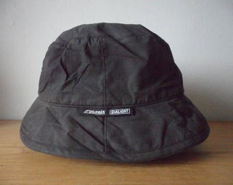 Phenix X Dialight Bucket Hat in Black