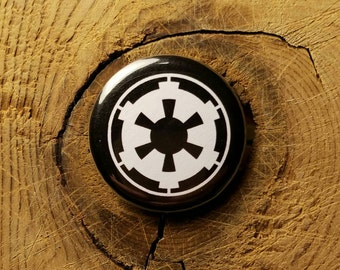 "Galactic Empire (1-1/4"" Pinback Button)"
