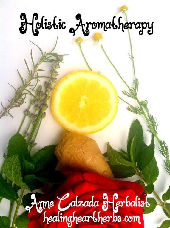 Holistic Aromatherapy eBook