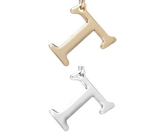 "Letter ""T"" (Silver or Gold tone) [5 pieces]"