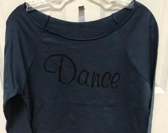 Dance off the shoulder