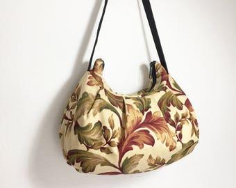 Pleated Bag // Shoulder Purse - Abigail Ruby