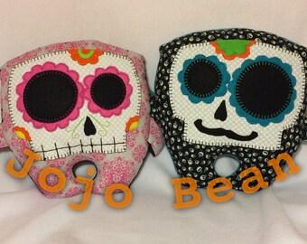 Halloween Sugar Skulls Cuddle Monster