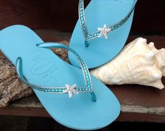 43ac0d023e5727 ... Rhinestone Jewels Bride Slip on Wedding Shoes. GlassSlippersCC.  119.99  · Custom Crystal Havaianas Slim flip flop 39 40 US 9 10 w  Swarovski