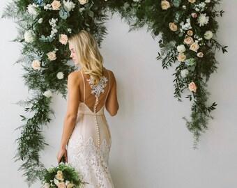 Ophelia- wedding dress