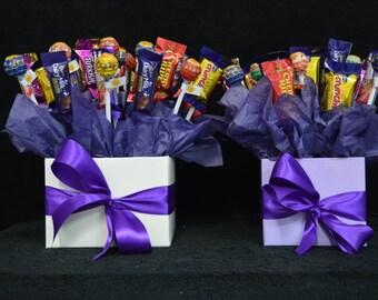 Cadbury Lolly Pop Bouquets