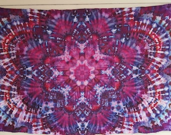 Tie Dye Tapestry 54x85inches