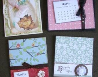 March 2011 Handmade Card Kit