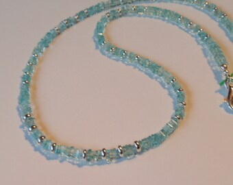 Apatite  Necklace  (JK 749)