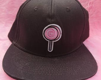 Lollipop Snap back