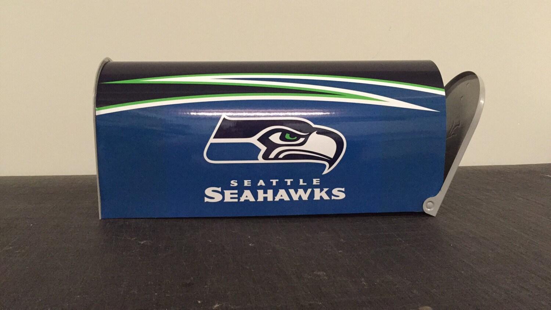 Seattle seahawks mailbox jeuxipadfo Choice Image