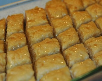 Assorted Flavor Baklava