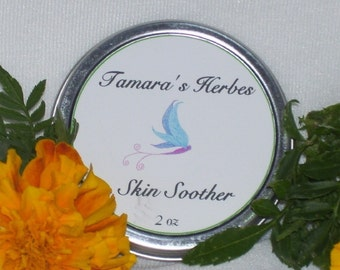 Skin Soother Herbal Salve