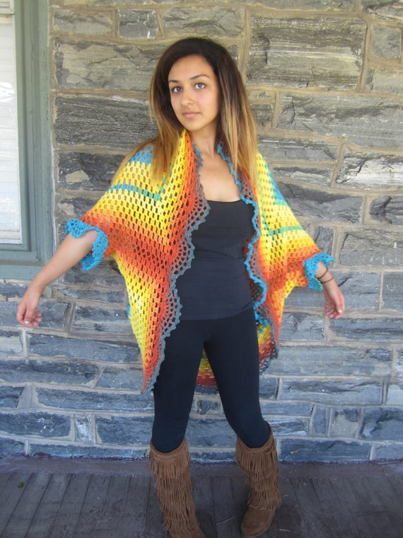 sweater cardigan Womens oversize cocoon cardigan clothing oversize festival Plus CARDIGAN sweater size CROCHET sweater HIPPIE cocoon 0ZSOxaqw
