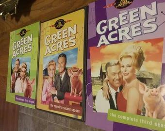 Green Acres DVD 3 season set