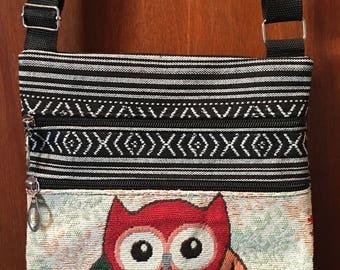 Pretty Little Owl Bag #3