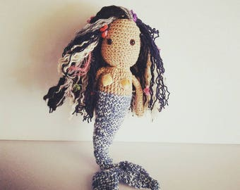 Amphitriti the mermaid