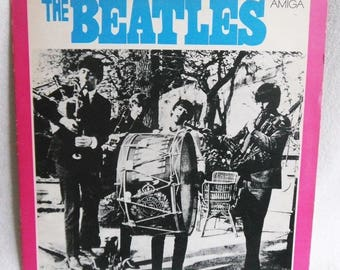 The Beatles-Same-Amiga mono 850962-vinyl record