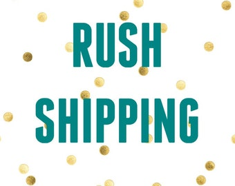 add on rush shipping READ ENTIRE DESCRIPTION