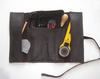 Leather Tool Holder/Pouch