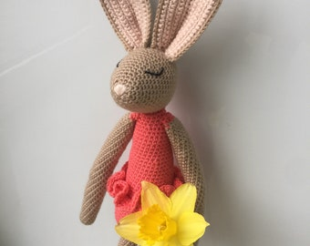 Amigurumi Magazine Uk : Amigurumi rabbit etsy