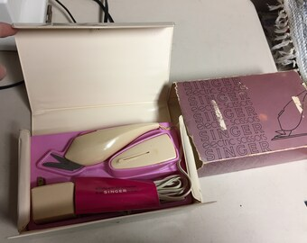 Vintage Electric scissors
