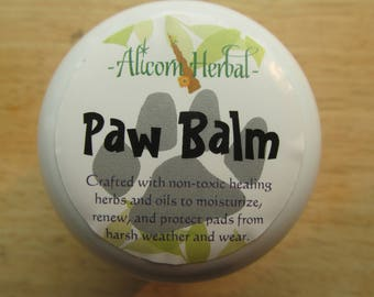 Paw Healing and Protective Salve