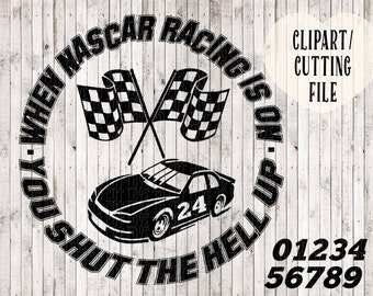 nascar svg, racing svg, checkered flag svg, race car svg, svg designs, vinyl designs, silhouette cut files, tshirt svg, cricut cutting files