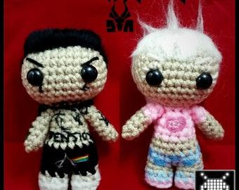 Ninja and Yolandi (Die AntWoord)